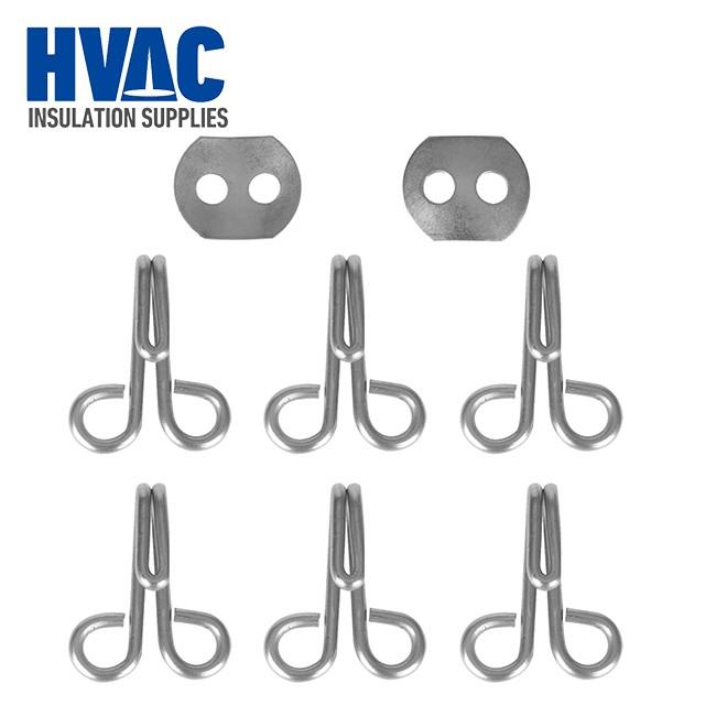 China Insulation Mattresses Lacing Hooks Suppliers and